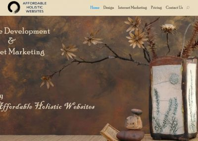 Affordable Holistic Websites