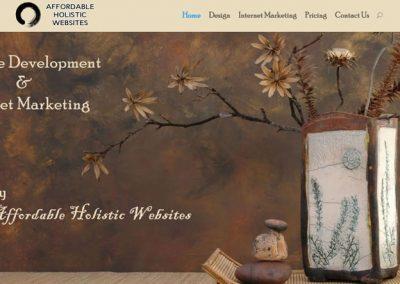 Affordable Holistic Websites